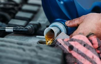 Со дна пожиже: можно ли загубить мотор слишком вязким маслом