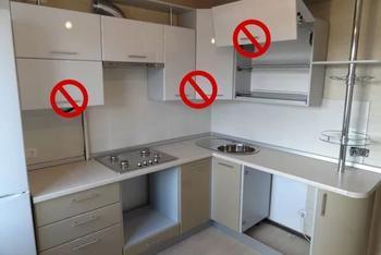Главные ошибки при ремонте кухни