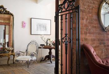Шикарная квартира в Лондоне