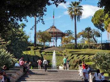 Сицилия 04. Парк Беллини в Катании