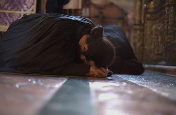 Архимандрит Андрей (Конанос): Когда говоришь с Богом – не бойся жаловаться