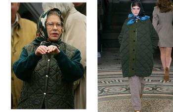 Косынки — самый модный головной убор с подиумов будущего сезона