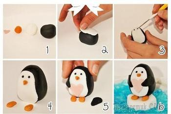 12 поделок из пластилина, от которых ваш ребенок будет в восторге!