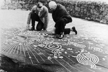 «Кочно» - таинственный камень с загадочными символами