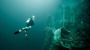 Корабль-призрак и другие шокирующие находки с морских глубин