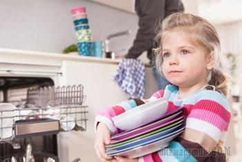 10 дел по дому, которые с радостью возьмут на себя дети
