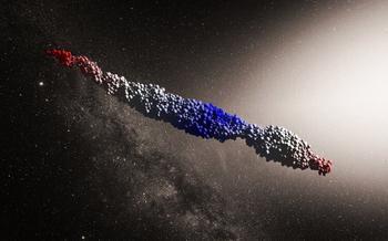 Тайна происхождения астероида Оумуамуа