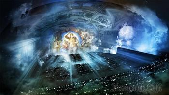 Фрески из Сикстинской капеллы стали декорацией для грандиозного шоу в Риме