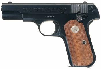 Пистолет Кольт образца 1903 года