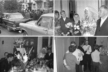 Московская свадьба 1960-х