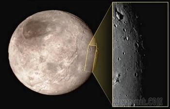 15 любопытных фактов о Плутоне и невероятных фотографий каменно-ледяной планеты