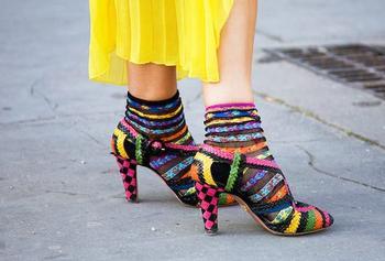 Основные правила ношения носков