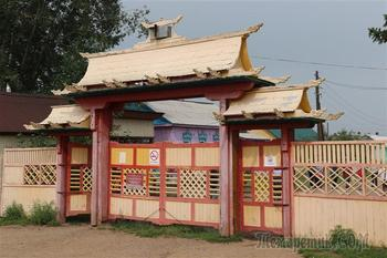 Бурятия — центр российского буддизма (часть I)