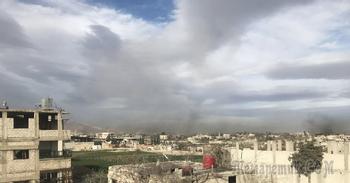 США провели разведку возле Сирии