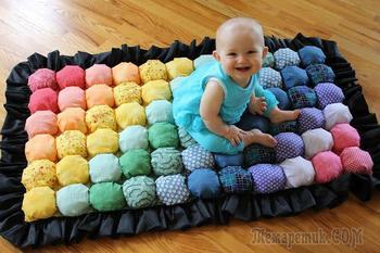 Великолепные ковры, которые можно сделать самостоятельно