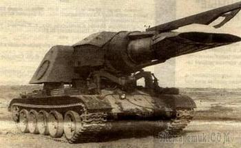 Самые странные боевые машины в истории