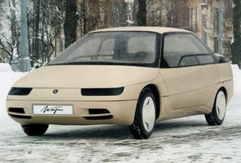 11 малоизвестных моделей Москвича, не вышедших в массовое произвоизводство