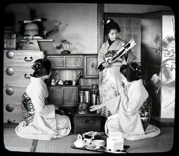 Т. Энами – передовой японский фотограф эпохи Мэйдзи