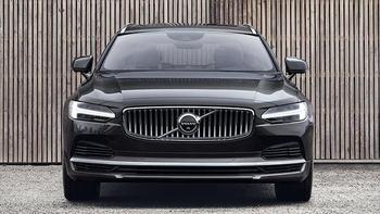 Что обновится в Volvo S90 и V90 в 2021 году