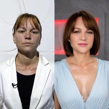 25 женщин до и после макияжа, которых не просто накрасили, но и подняли их самооценку до небес