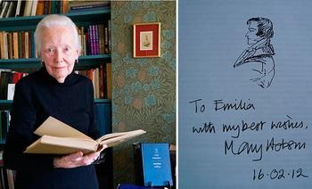 91-летняя британка Мэри Хобсон изменила свою жизнь, занявшись переводами русской классики