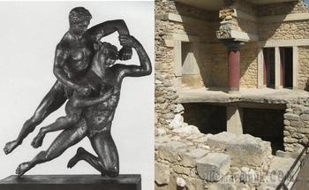 Была ли нить Ариадны, или Как развенчали мифы о критском лабиринте Минотавра