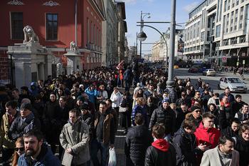 Кремль на развилке: каковы последствия протестных акций по всей России