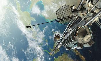 10 интересных и безумных космических технологий и идей будущего