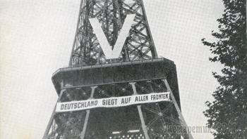 Как жил Париж при немецкой оккупации