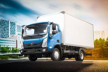 ГАЗ Валдай Next 2021: отечественный вариант бюджетного бескапотного грузовика