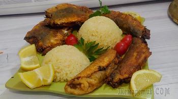 Рыба . Рыбные сендвичи.