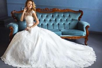 Свадебные платья 2020: тренды и новинки