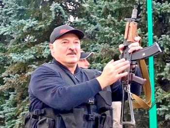 Лукашенко: Белоруссия — самое безопасное государство в мире