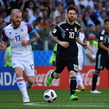 Грустный Марадона и «Ху!»: Исландия усмирила Аргентину