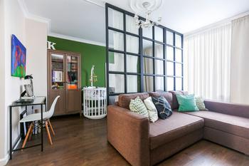 Двухкомнатная квартира для семьи из 4-х человек