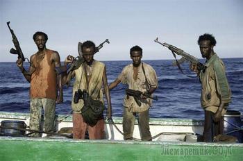 За что сомалийские «пираты» «оштрафовали» СССР и сколько стоила свобода советских моряков