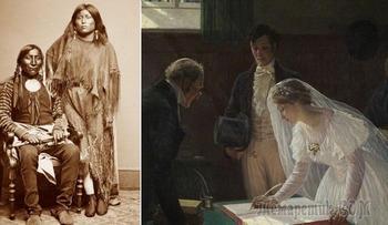 Зачем одной женщине было несколько мужей и другие странные брачные традиции