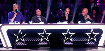 Скандал на шоу талантов с Литвиновой и Познером закончился увольнением