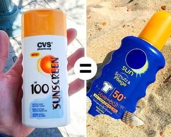 12 распространенных мифов о солнцезащитных кремах, в которые мы продолжаем верить