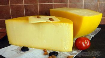 Рецепт Голландского сыра