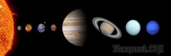 """Как Солнечная система получила свой """"Великий водораздел"""""""