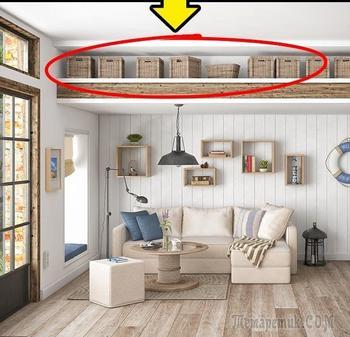 Превратите съемную квартиру в место, где вы захотите жить вечно, с помощью этих 10 хитростей