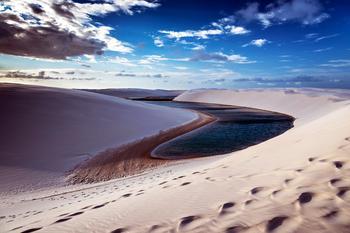 Жажда цветов и красок. 11 самых необычных и загадочных пустынь нашей планеты