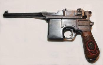 Пистолет Маузер, современная модификация легендарного оружия