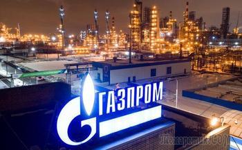 Польша рекордно заработала на «Газпроме»