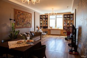 Семейная квартира на 22-м этаже новостройки в Москве
