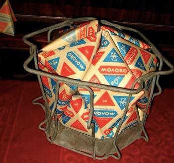 Эффективная упаковка продуктов питания в СССР