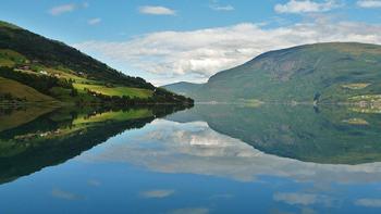 5 самых красивых фьордов Норвегии