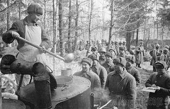Чем питались советские фронтовики ВОВ, и Чем им запомнились трофейные немецкие пайки