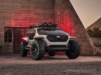 Audi, которых не было: самые интересные и необычные концепты марки за полвека